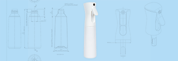 Flairosol Fine Mist Sprayer