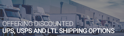 Packaging Options Direct: Offering discounted UPS, USPS and LTL shipping options.