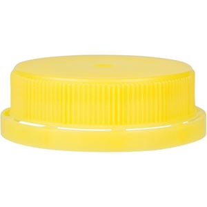 38-400 Tamper Evident Lined Yellow P/P Closure