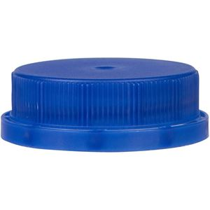 38-400 Tamper Evident Lined Blue P/P Closure