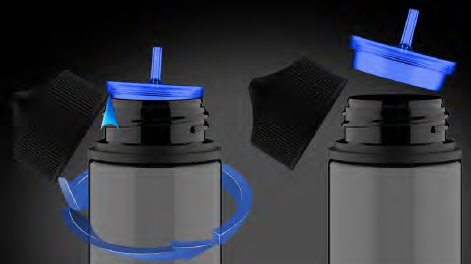 Strategically Designed Removable Nozzle