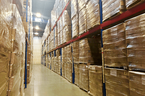 Packaging Options Direct: Offering multiple warehouses and expanding our fulfillment capabilities.