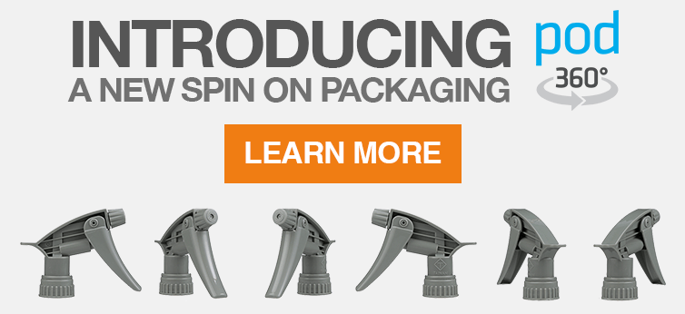Introducing POD 360. A New Spin on Packaging.