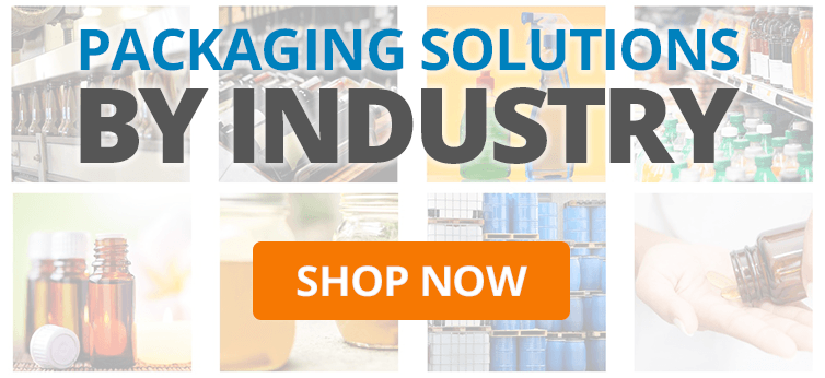 Looking for new packaging ideas for your next product? Thinking about expanding your existing line into another similar industry? Take a look at these packaging solutions by industry that are sure to inspire your next innovation.