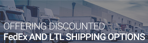 Packaging Options Direct: Offering discounted FedEx and LTL shipping options.