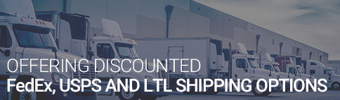 Packaging Options Direct: Offering discounted FedEx, USPS and LTL shipping options.