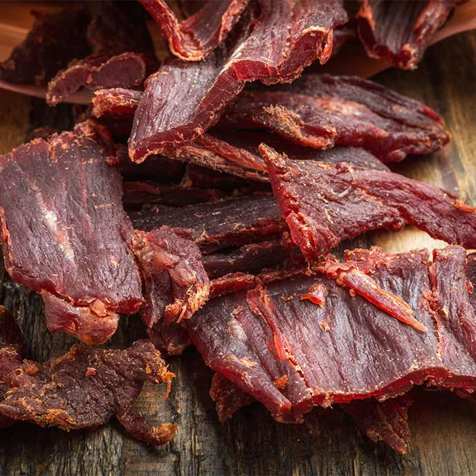 Flexible Packaging for Jerky and other meat products