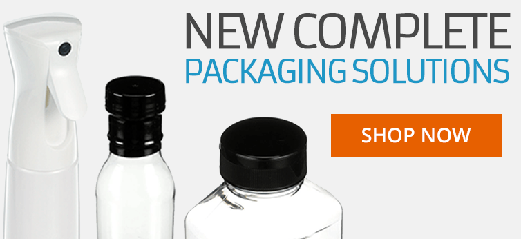 It's never been easier to find the right packaging for your product. We have expanded our Complete Packaging Solutions category with an assortment of new products.