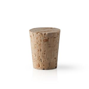 #14 Natural Tapered Cork - Front View