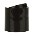 28-410 Round P/P Black Press Top Dispensing