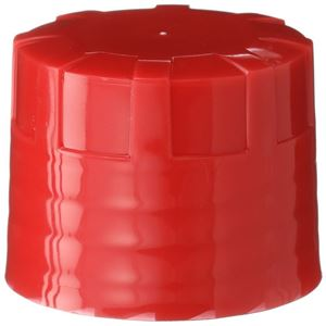38-430 Buttress Continuous Thread Red P/P Closure - HeatSeal/Foam Liners - Front View