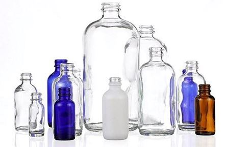 Picture for category Boston Round Glass Bottles