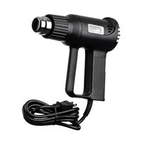 Ecoheat Lightweight Heat Gun - 2 Heat Settings/2 Fan Speeds - Side View