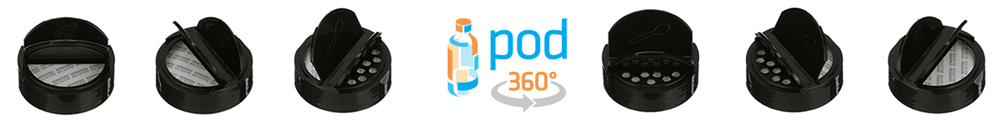 POD360 is a revolutionary new way to shop for your perfect packaging solution. With this enhancement, you can interact with items from every angle. The latest in camera technology gives you the ability to rotate, tilt, or enlarge any item on Packaging Options Direct.